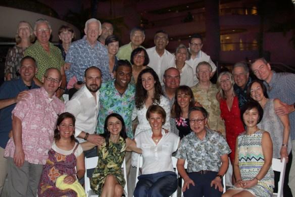 2019 Echo Hawaii Faculty