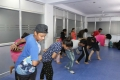 DANCE TRAINING OF YTH YOUTH BY GOLDY(KHF VOLUNTEER)
