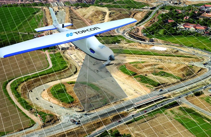 Topcon Positioning Group's new mapping kits for its Sirius Pro fixed-wing unmanned aerial system are designed to improve automated mapping accuracy.