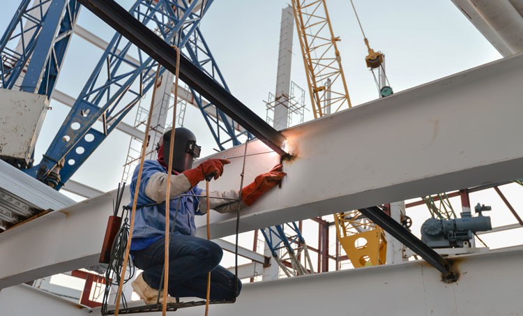 Aisc Releases Certification Standard For Steel Fabrication