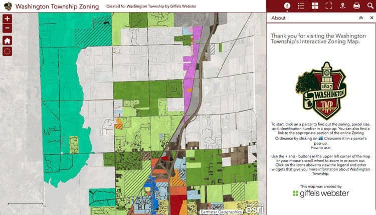 on detroit zoning map