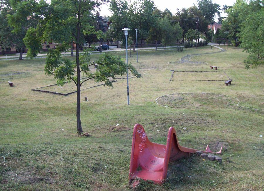 Bokros utcai park