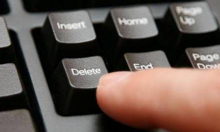 Delete picture