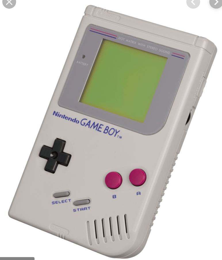Task 4 – Option 3 – The Evolution of the Gameboy