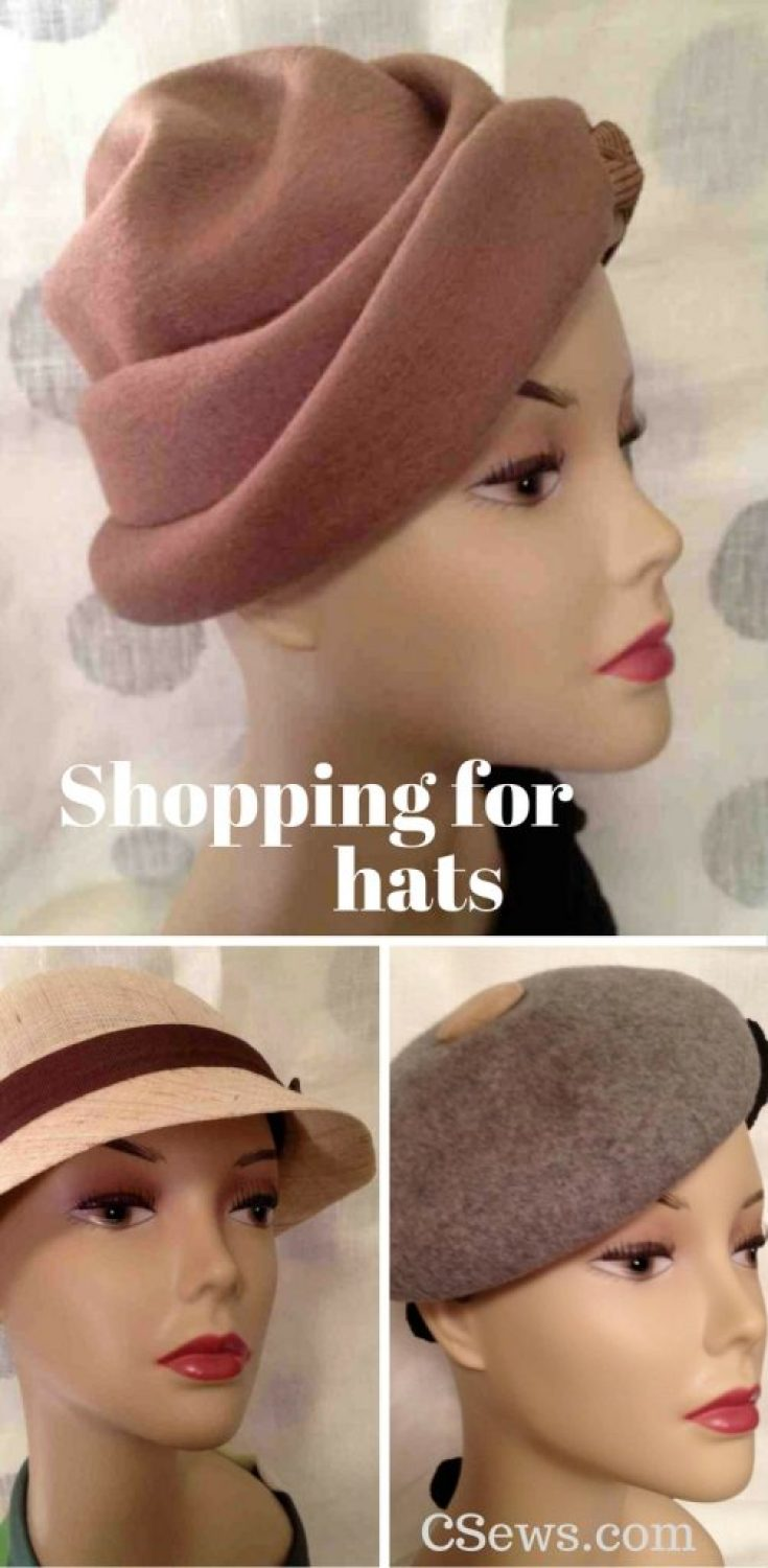 Shopping for hats in the San Francisco Bay Area - CSews.com