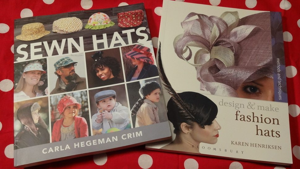 "I ve made a few hats on my sewing machine using Vogue patterns or just  experimenting without a pattern (see ""Sewing a Patricia Underwood Hat""). c52096df43c"