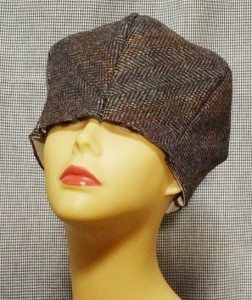 Wool beret - too small