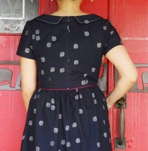 Emery Dress - photo - sewn by Chuleenan of csews.com - Christine Haynes sewing pattern