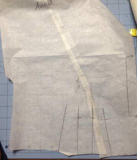Anna Dress pattern - SBA - csews.com