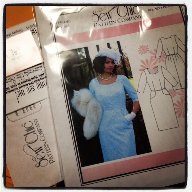 Sew Chic Beatrice Dress