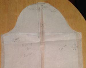 Sleeve pattern adjustment - bicep - csews.com