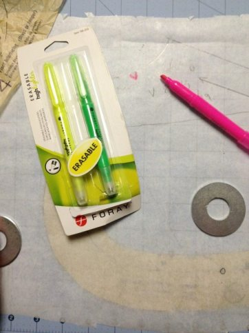 Erasable highlighters - csews.com