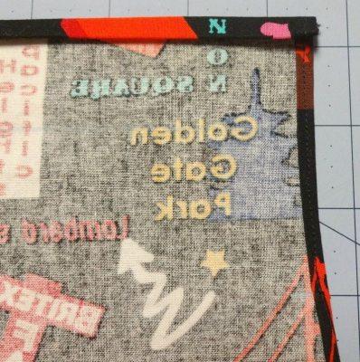 Tutorial: How to make a drawsting bag - DIY - csews.com