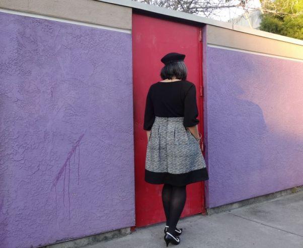 Chardon skirt - Deer and Doe sewing pattern - csews.com