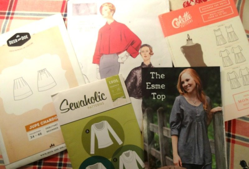Sewing patterns for sewcation - csews.com