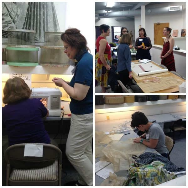 Sew Together meetup