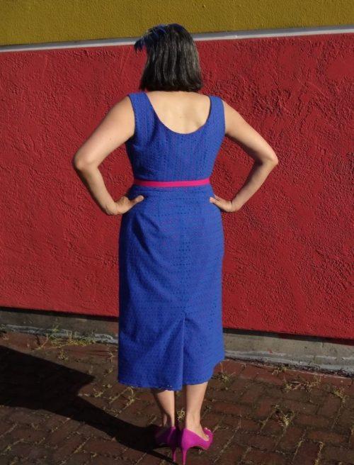Spring for cotton - vintage Simplicity 2439 - csews.com
