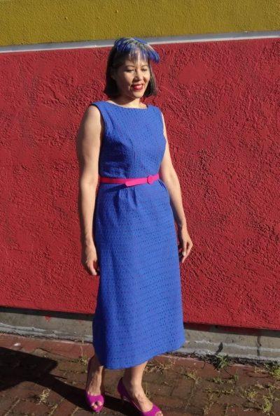 Spring for Cotton - vintage Simplicity dress 2439 - csews.com