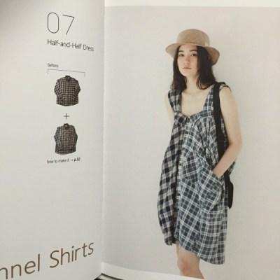 Stylish Remakes - flannel dress - csews.com