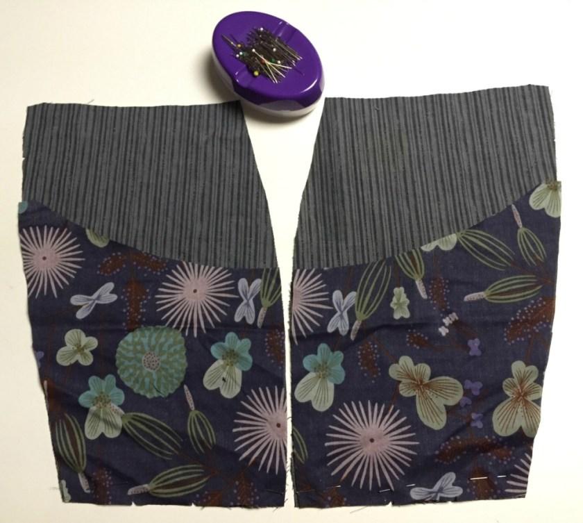 Pocket lining for A-Frame skirt- csews.com