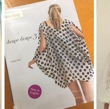 Drape Drape 3 by Hisako Sato - review by csews.com