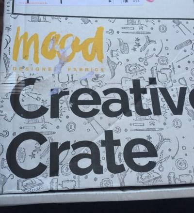 Mood Fabrics box - csews.com