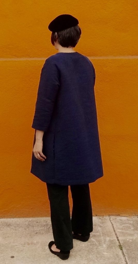 Pilvi Coat from Lotta Jansdotter Everyday Style - sewing book - C Sews - csews.com