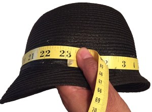 How to make a removable ribbon hat band [photo]