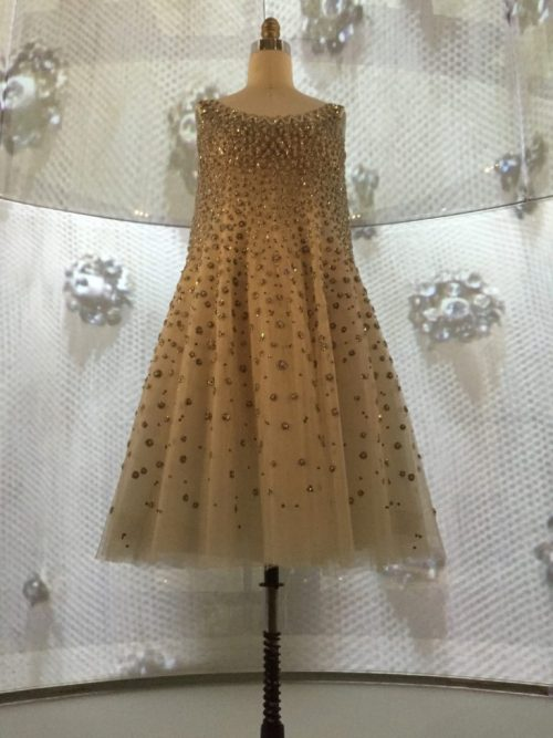 Manus x Machina - L'Eléphant Blanc - Dior - designed by Yves Saint Laurent - 1958