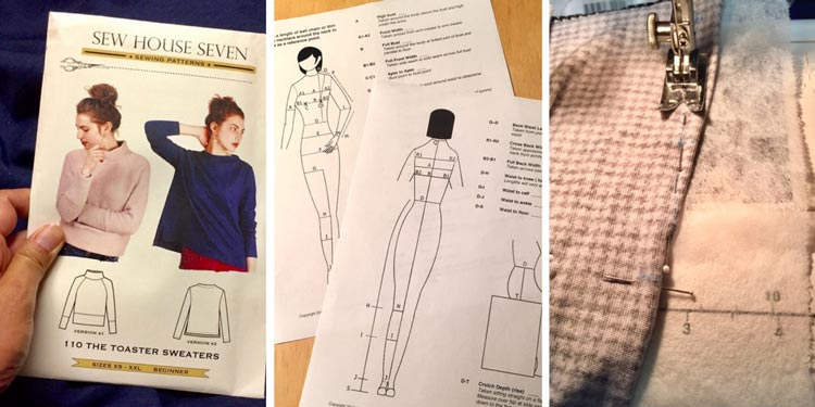 Body measurements, fitting, and sewing projects