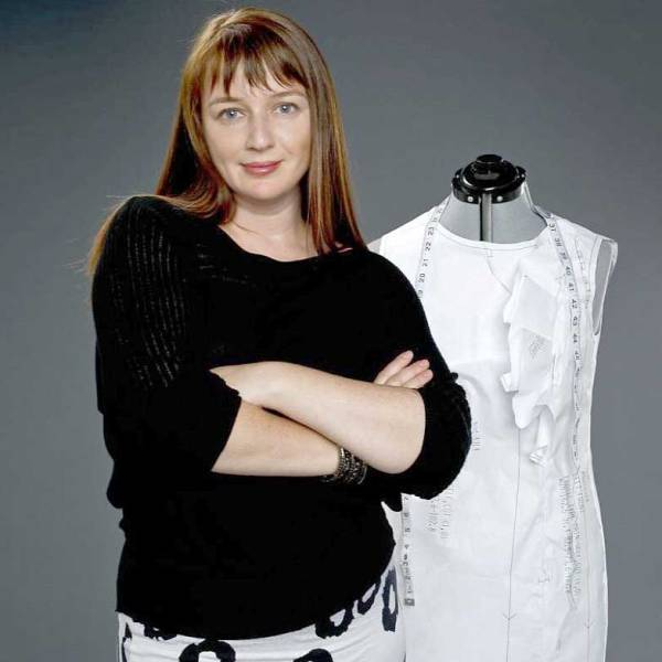 Fashion industry disruptoer Yuliya Raquel, founder of Bootstrap Fashion