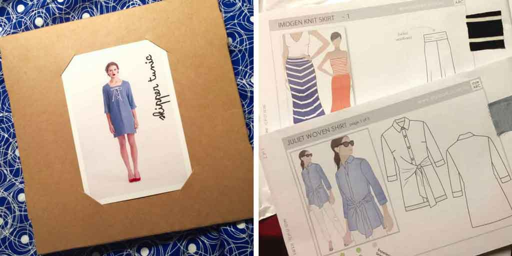 StyleArc and Papercut Patterns – two indie sewing patterns