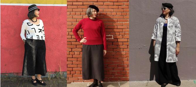Me Made May – a wardrobe shift