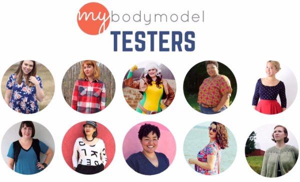 MyBodyModel - testers