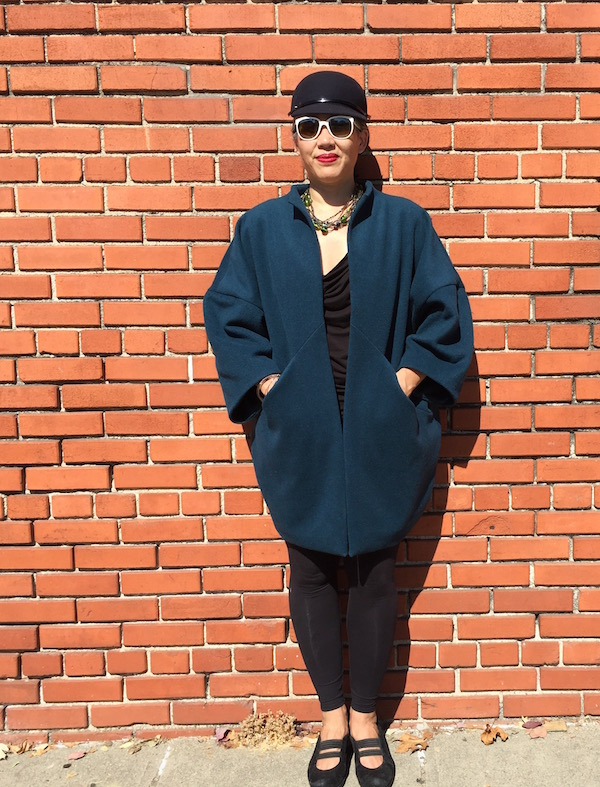 Papercut Patterns - Sapporo Coat - CSews