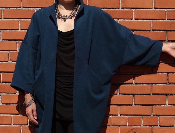 Sapporo Coat - sleeve - CSews