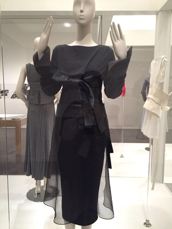 Jung Misum dress - Couture Korea exhibit at Asian Art Museum