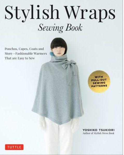 Stylish Wraps by Yoshiko Tsukiori - Tuttle Publishing 2017
