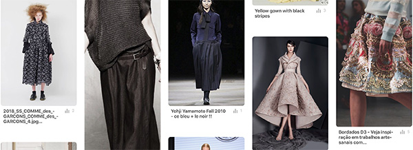 Sewing Inspiration - Pinterest board - CSews.com