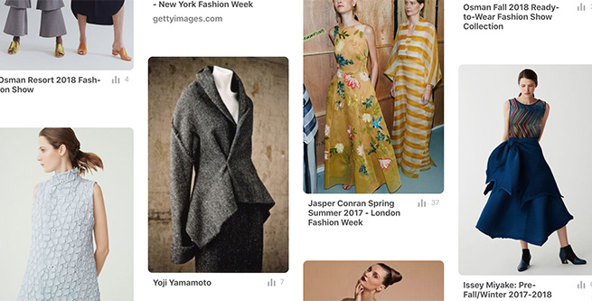 Sewing inspiration – sewjo, Pinterest and more