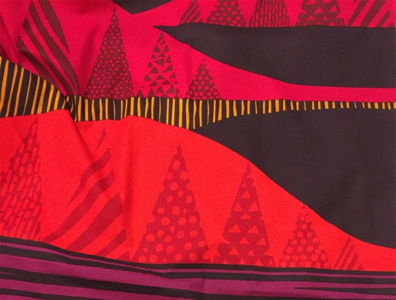 Marimekko - TULTAKERO - cotton fabric - Sew Frosting - CSews.com