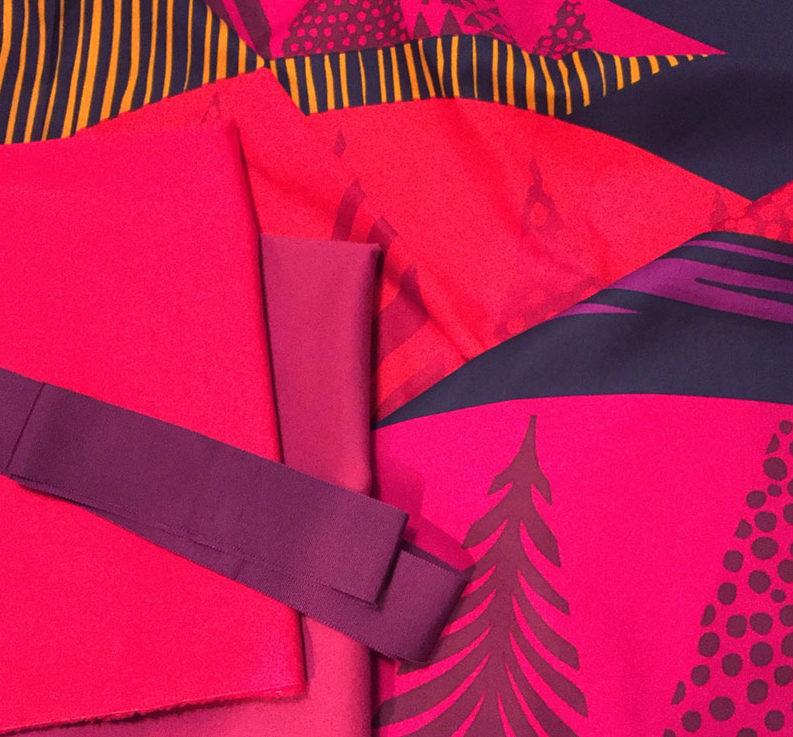 Marimkko TULTAKERO fabric - CSews.com