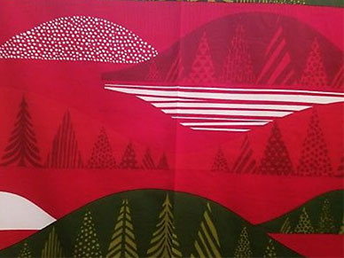 Tultakero - Marimekko fabric