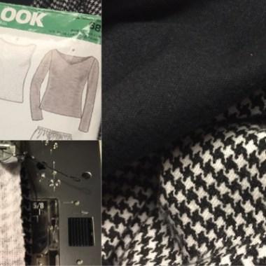 New Look 6838 - boat neck top - CSews.com