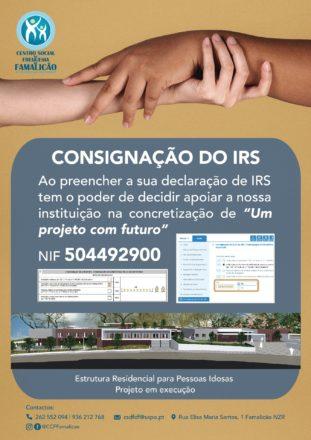 Consignação de IRS