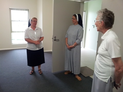 Holy Spirit Convent Moves to Plumpton NSW