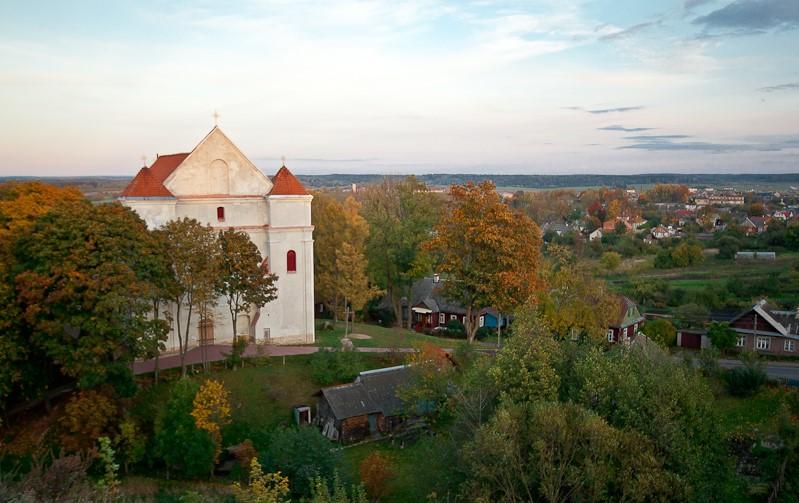 Novogrudok a little city or a Holy Place…