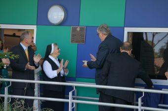 2018 official opening and blessing 212