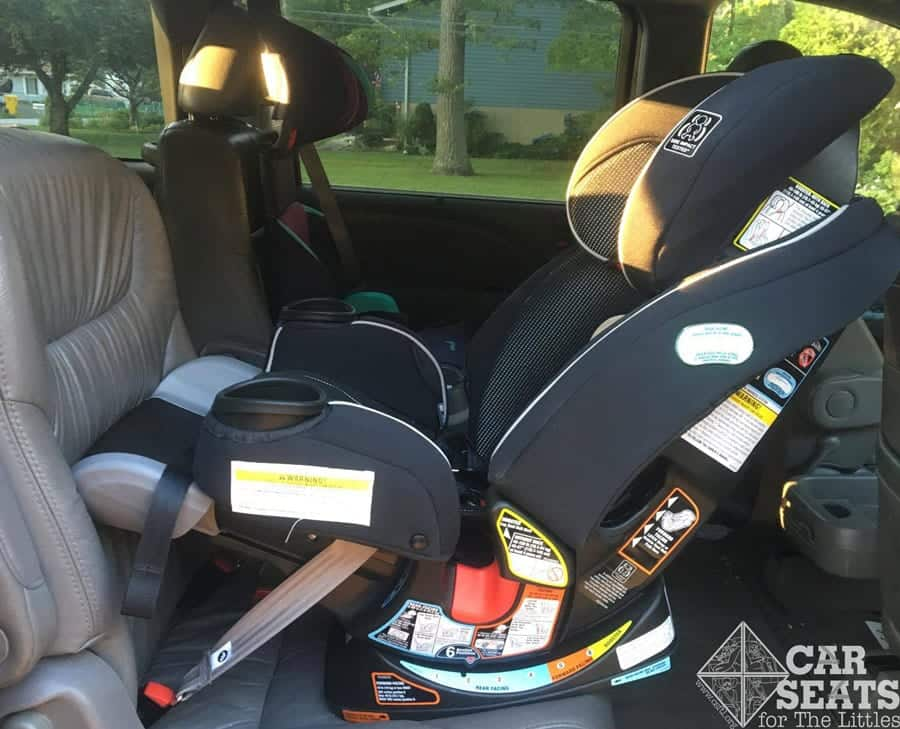 Graco 4ever Extend2fit Review Car Seats For The Littles