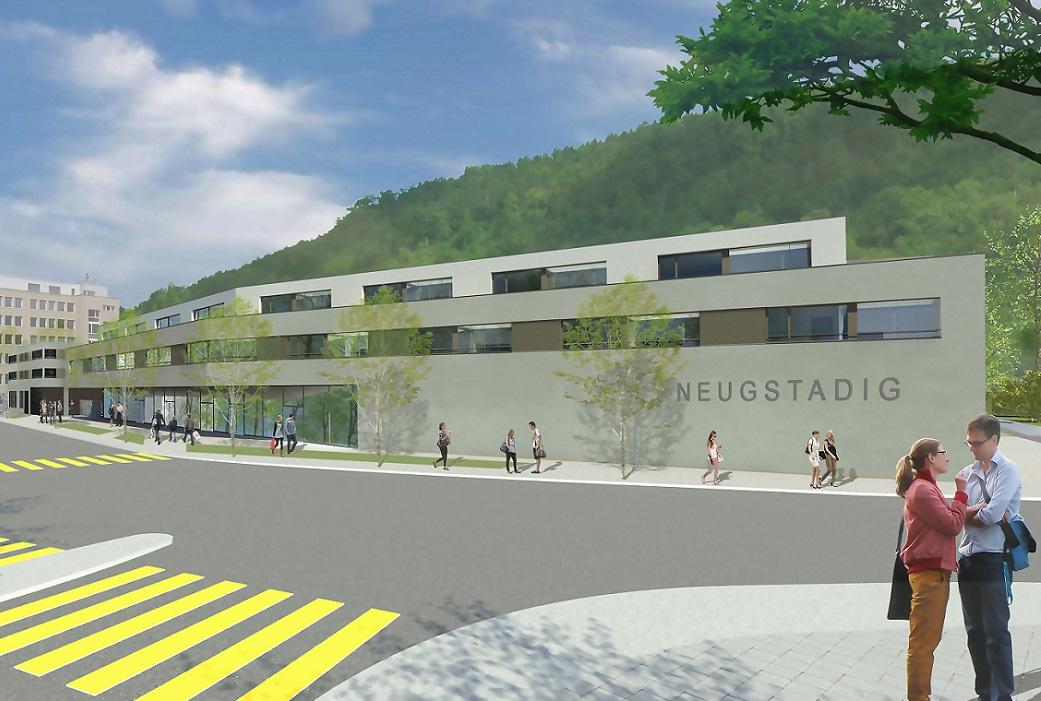 Neubau Gstadig Liestal